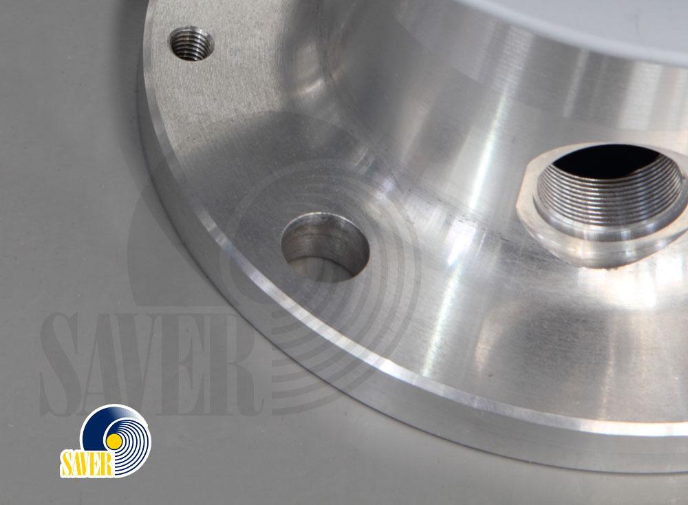 aluminium castings by SAVER Alumen