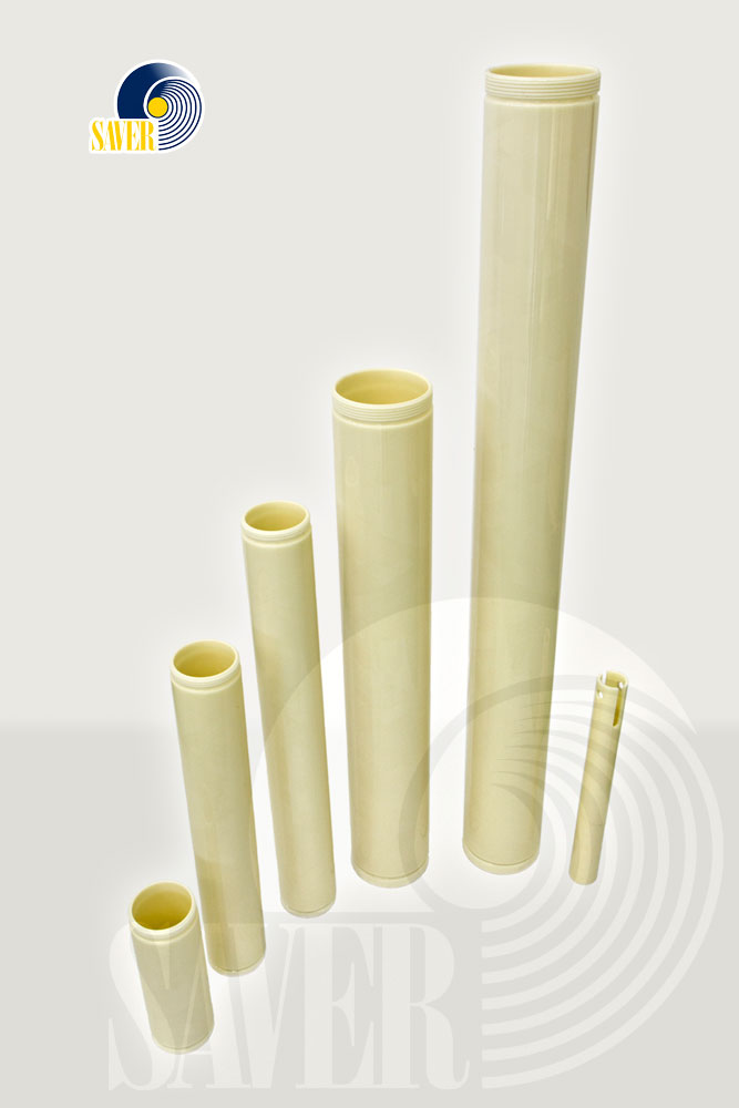 Vacuum-impregnated tubes by SAVER Spa