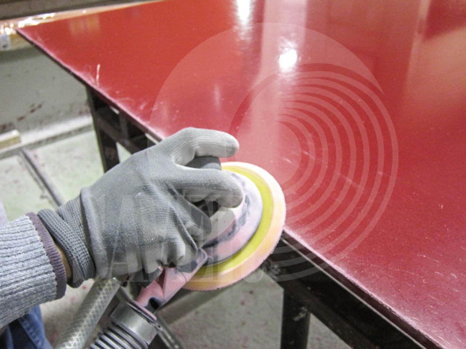 Lastre di mat di vetro unifilo e resina poliestere di SAVER Alumen