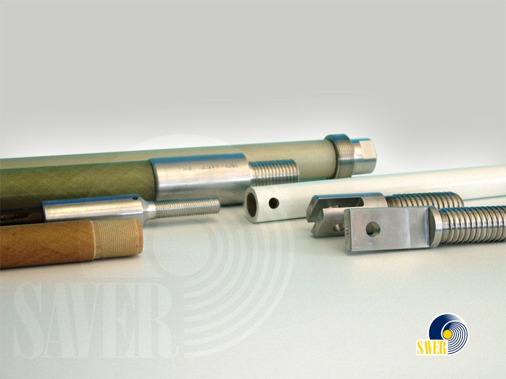 Tubi in filament winding di SAVER Spa